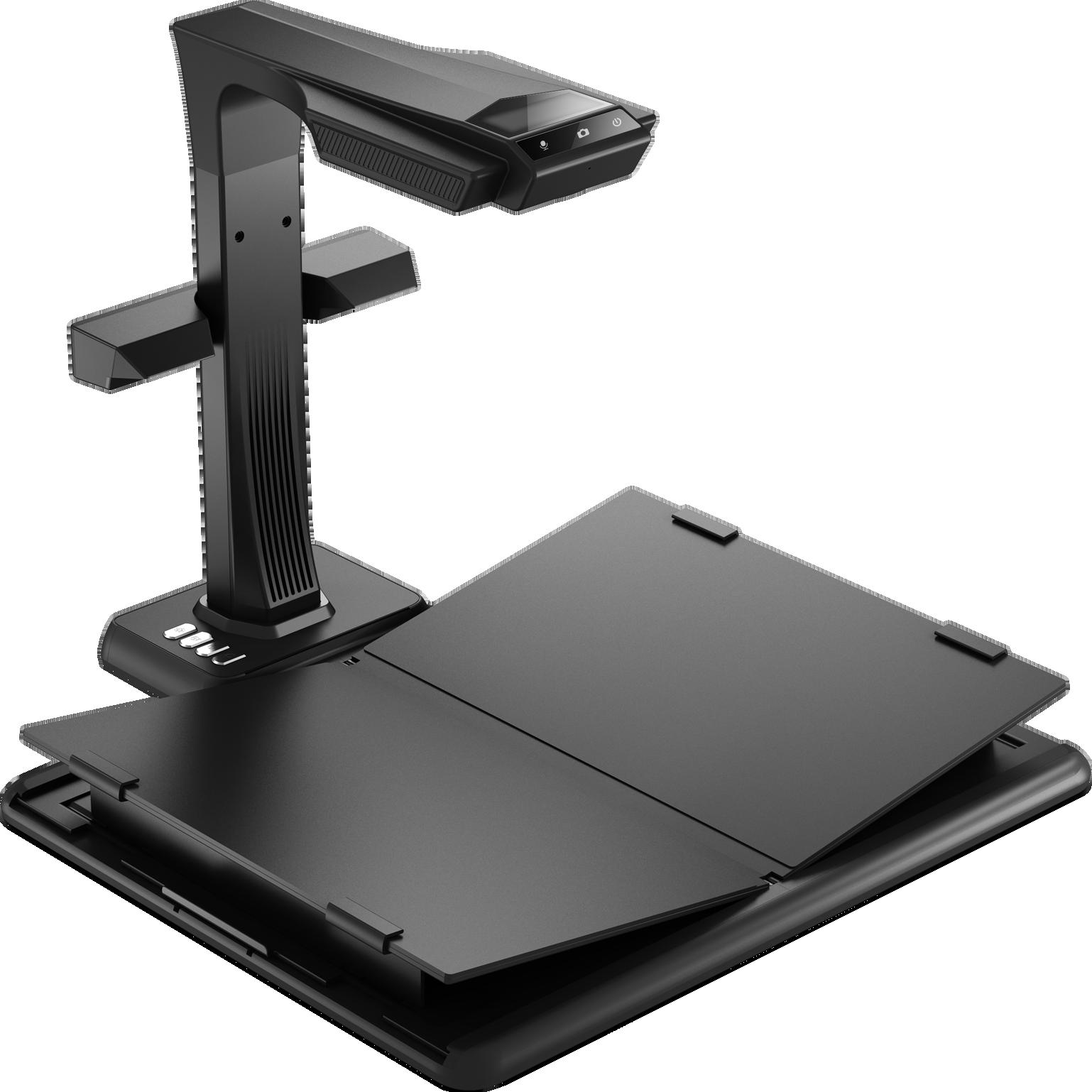 CZUR M3000 Pro Professional Book Scanner – Humanized V-Shaped Book Rest